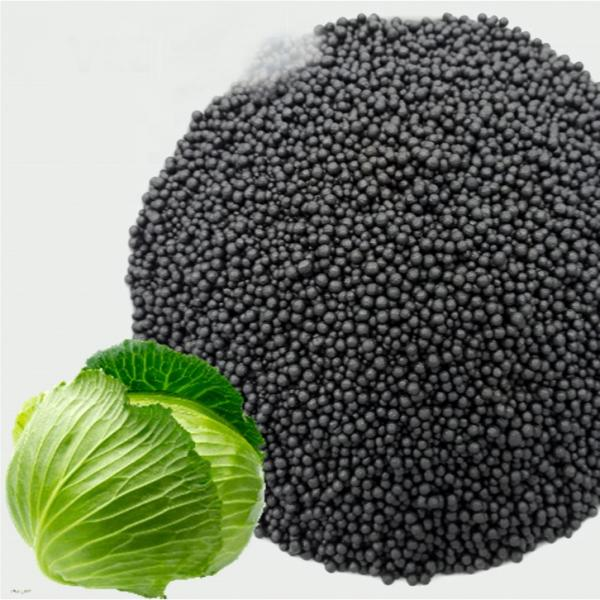 Hot Selling Compound Organic Fertiliers Humic Acid Raw Material #2 image